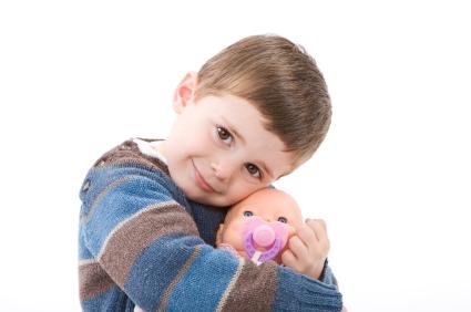 I maschietti da piccoli amano le bambole viva la mamma for Nomi per cani maschi piccoli
