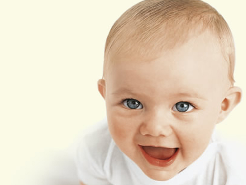 Super I bimbi nati a novembre hanno vinto la lotteria … della salute  IW66