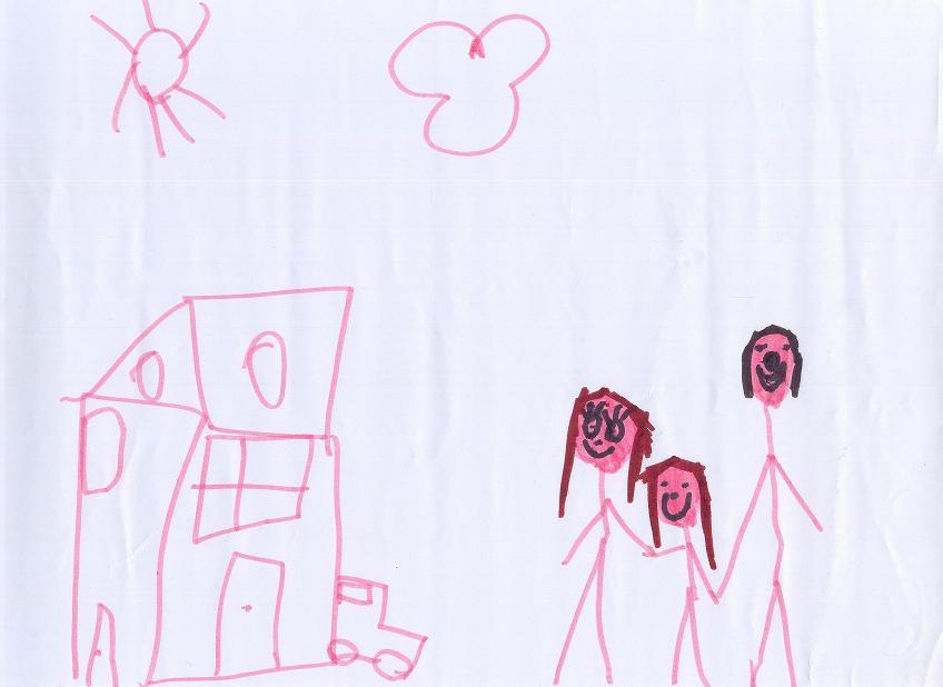 Disegni e bimbi cosa significa il colore rosa for Pesci da disegnare per bambini
