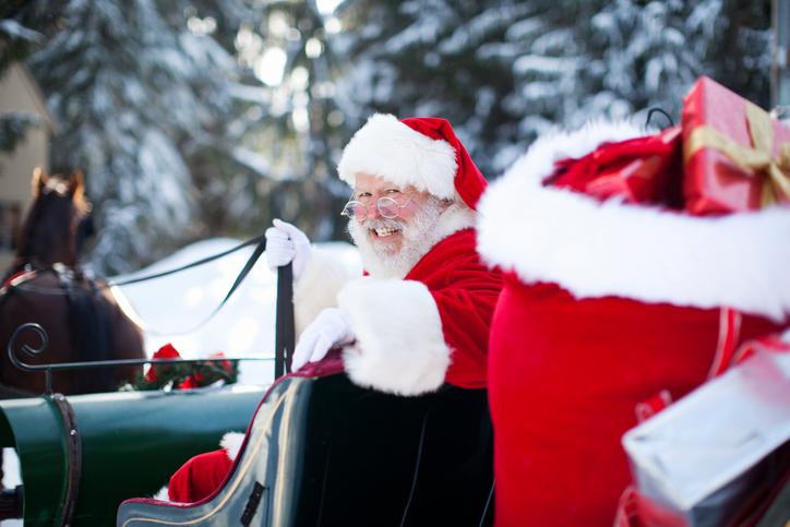 Regali Di Babbo Natale Giochi.E Se Babbo Natale Non Portasse I Regali Chiesti Dai Bambini