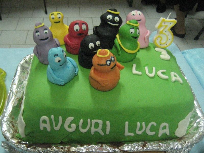 Torta di Luca fatta da Ciocco73