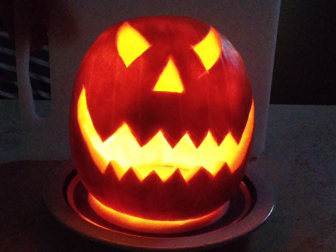 Ecco Come Si Prepara La Zucca Di Halloween