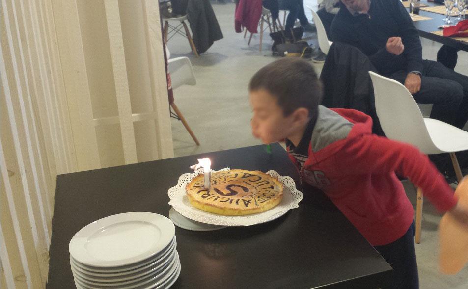 Buon Compleanno Luca!