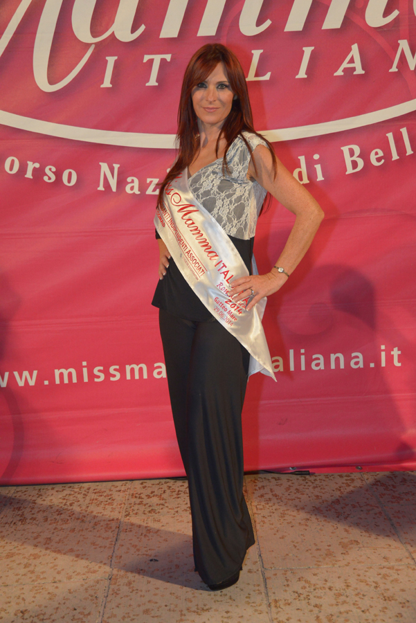 Catia Callegaro  Miss Mamma Italiana ROMANTICA