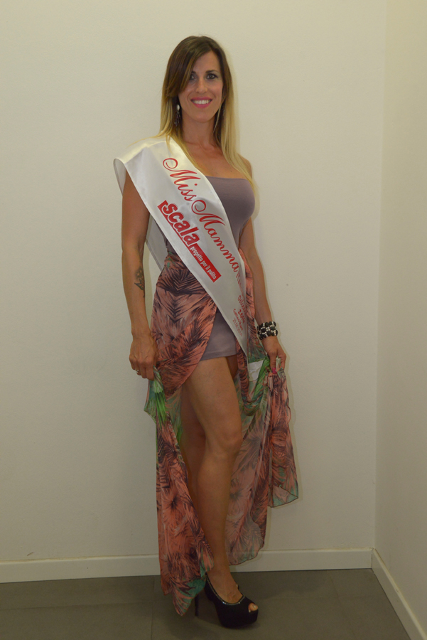 Eurosia Ciabattoni Miss Mamma Italiana DOLCEZZA