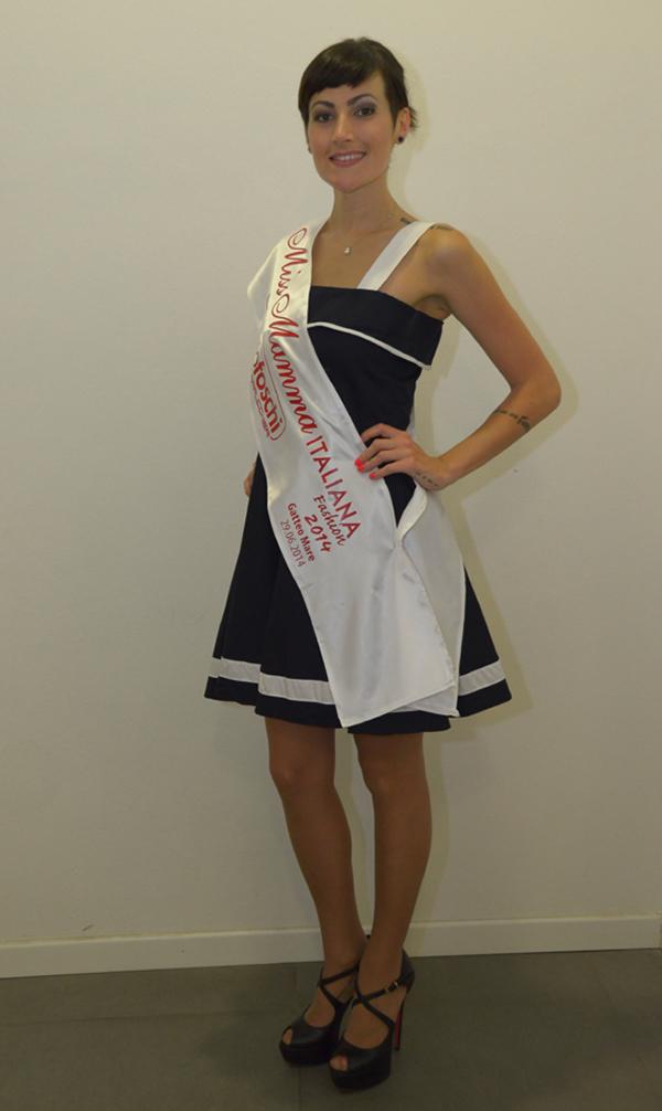 Melissa Cornacchione Miss Mamma Italiana FASHION