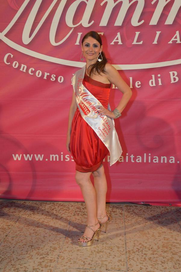 Stefania Girelli Miss Mamma Italiana SIMPATIA