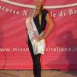 Elisa Materazzo Miss Mamma Italiana IN GAMBE