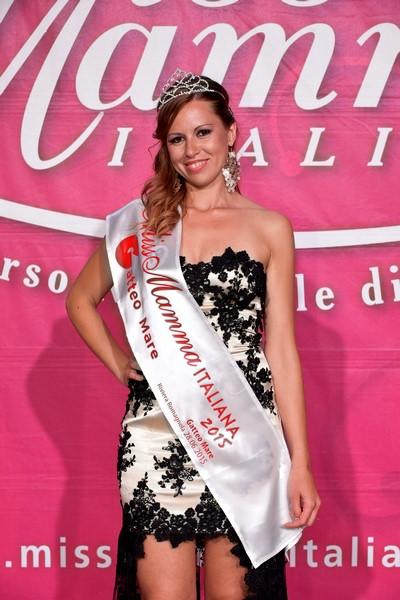 Miss Mamma Italiana 2015 Elisa Marcuccini