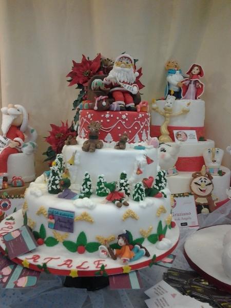 Le torte delle meraviglie viva la mamma for Arte delle torte clementoni