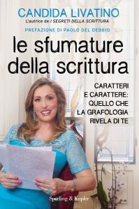 COVER LE SFUMATURE DELLA SCRITTURA