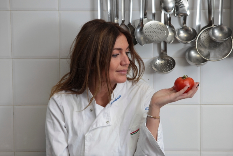 Tra mestoli padelle piatti succulenti e una bella bimba - Chiara blogger cucina ...